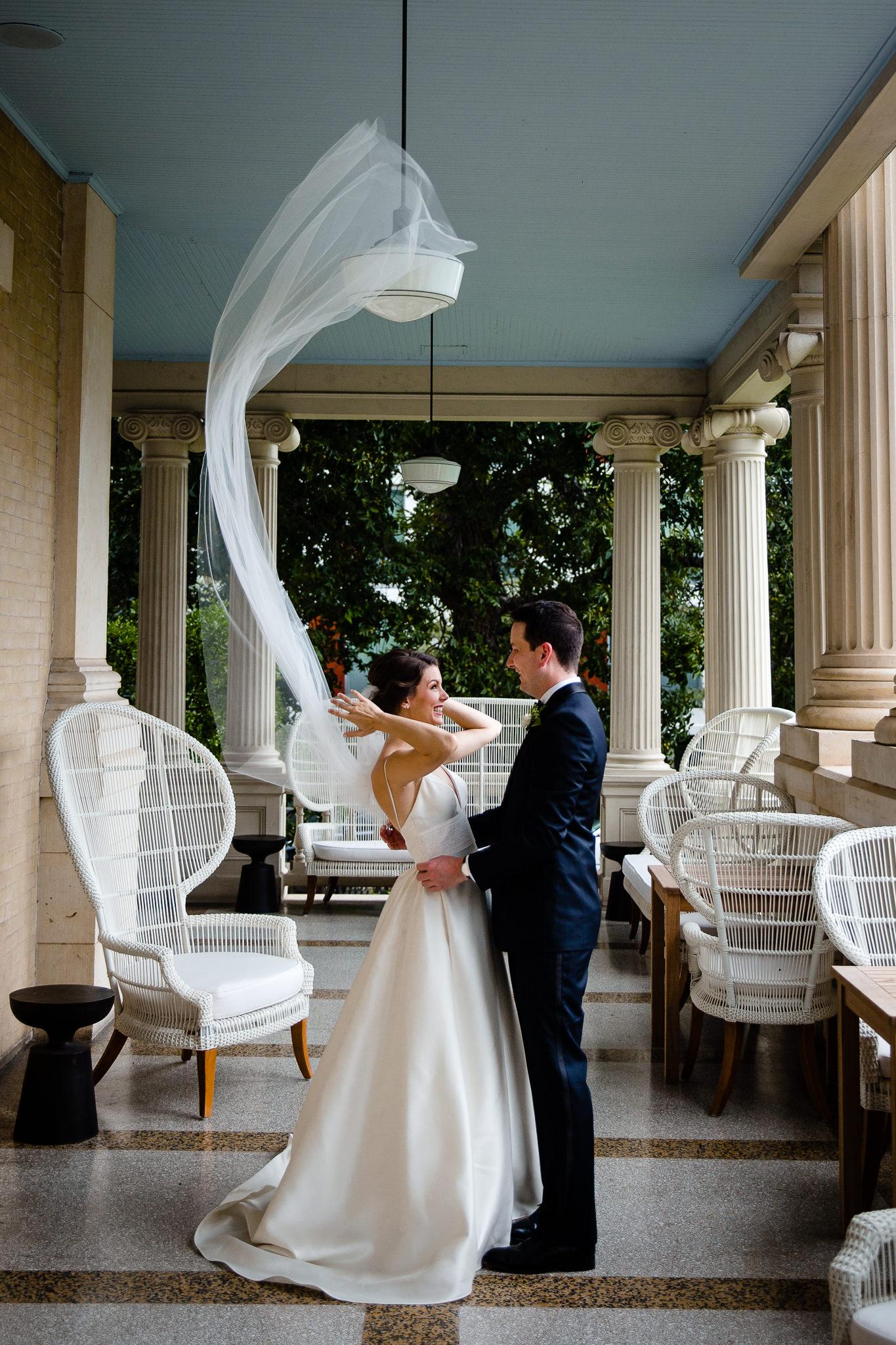 best austin wedding photographer john winters photography hotel ella funny wedding photo