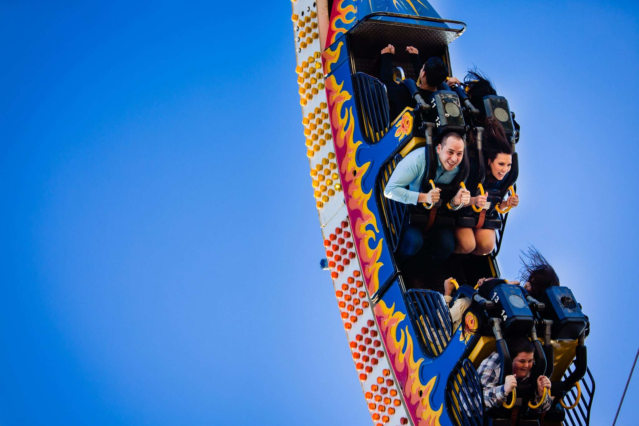 carnival coaster-9795