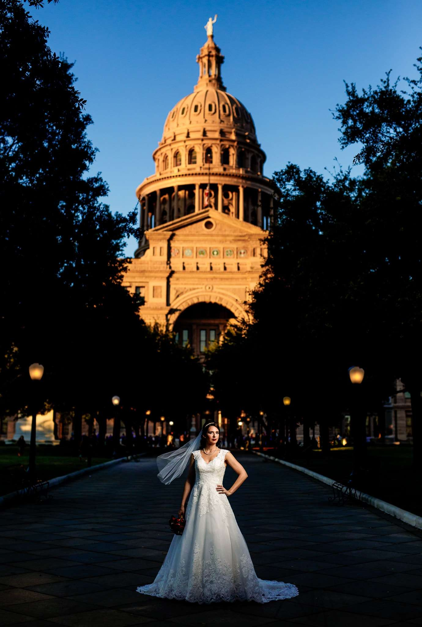 john winters photography bridal photo session texas state capitol
