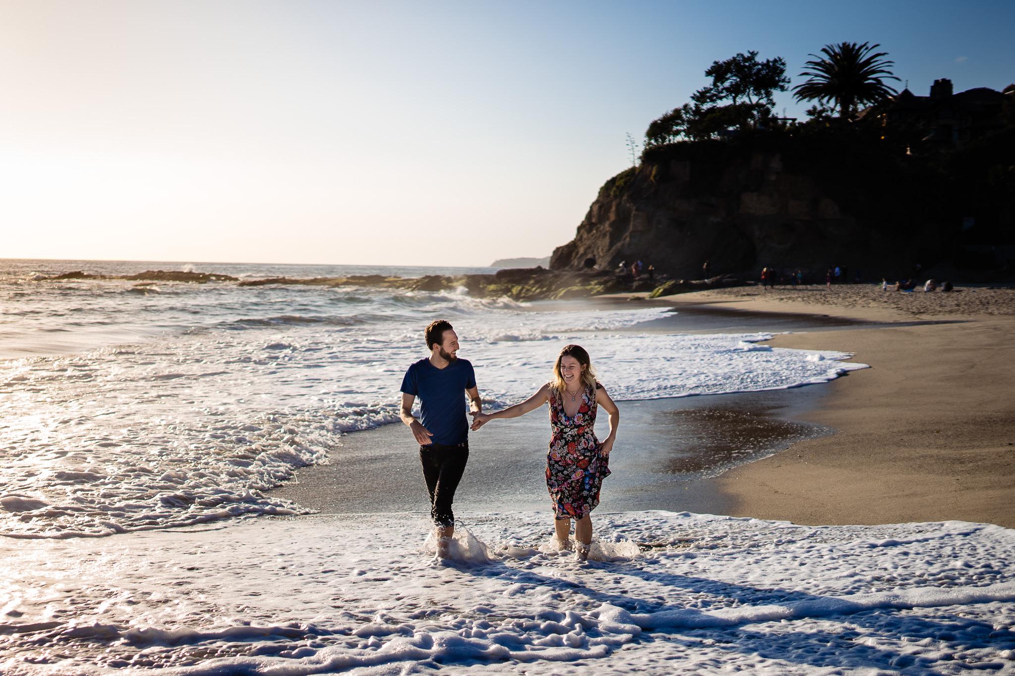 Laguna Beach Engagement Session | Austin Wedding Photographer