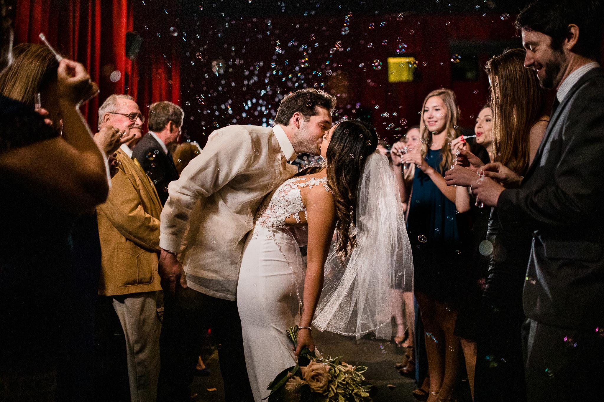 john winters photography best austin wedding photographer couple bubble exit austin film society wedding