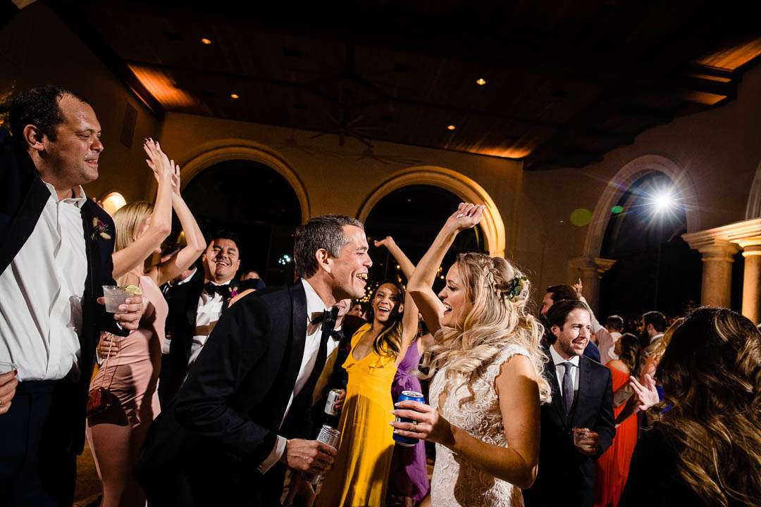 bride and groom party at their wedding john winters photography best austin wedding photographer number one