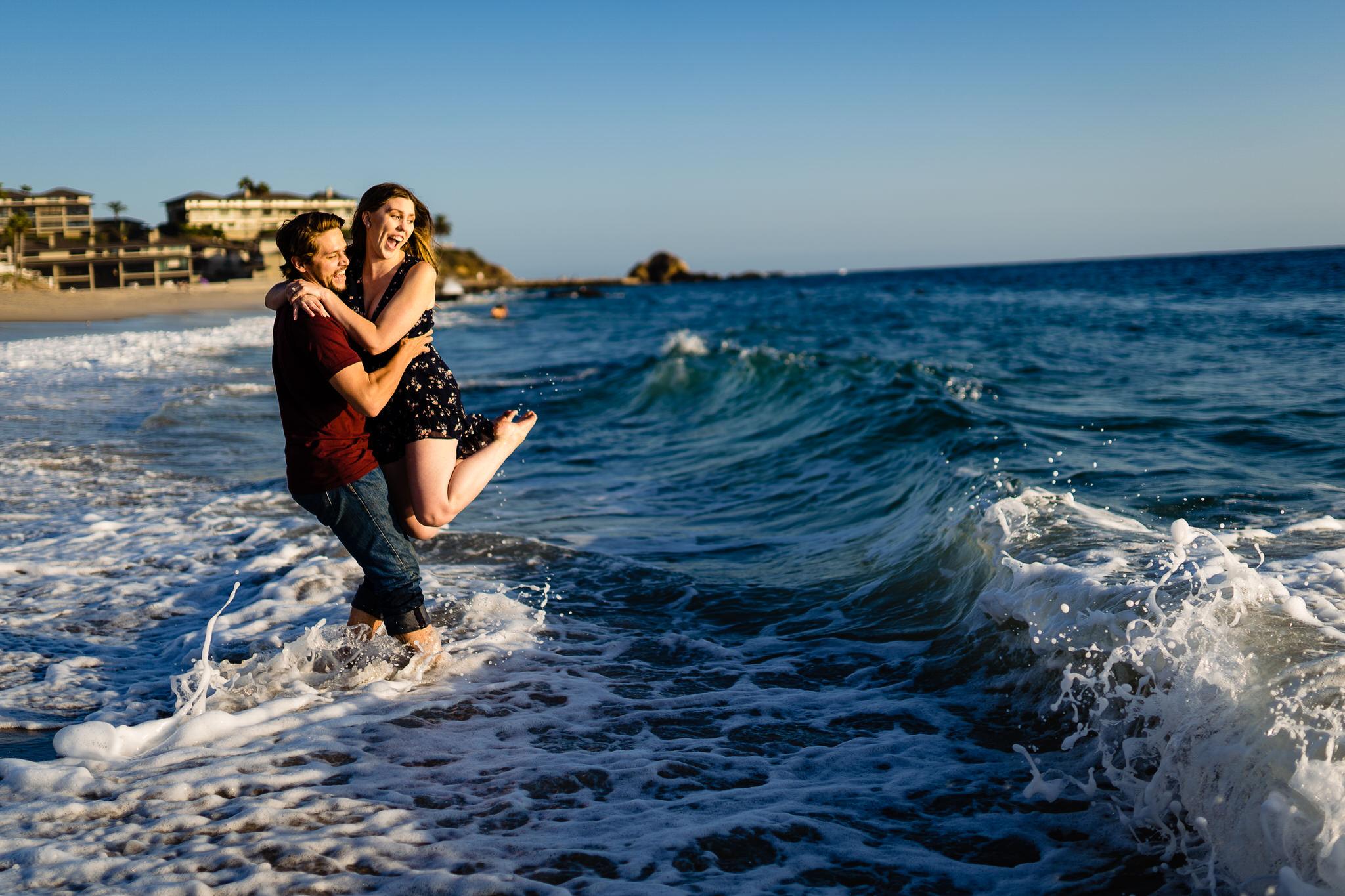 laguna beach engagement session john winters photographer best austin wedding photographer